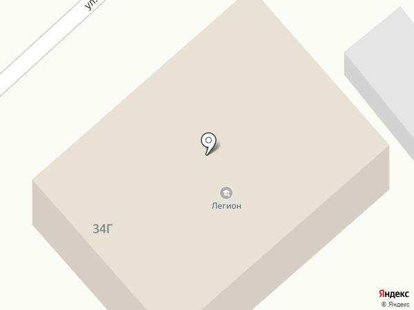 Loud Lounge на карте Энгельса