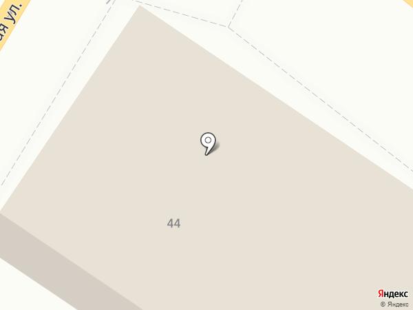 Отдел полиции №2 на карте Энгельса