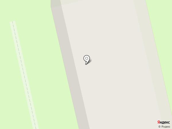 Участковый пункт полиции на карте Энгельса