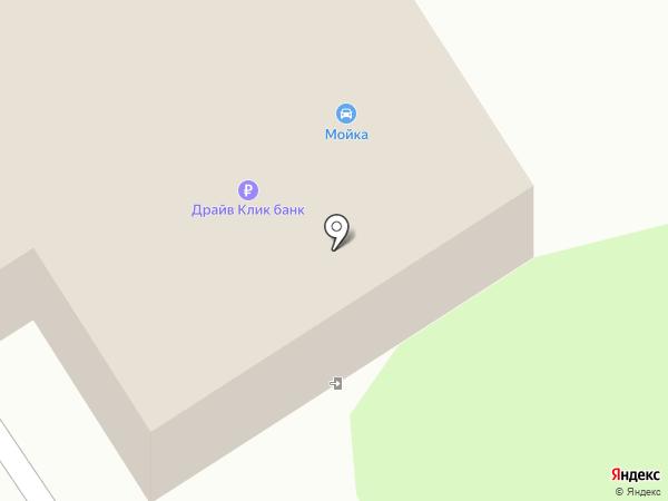 Автомойка на карте Энгельса