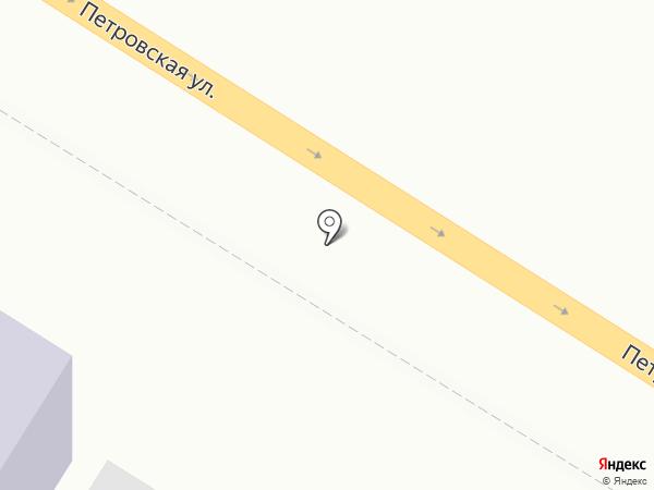 Энгельсэлектротранс, МУП на карте Энгельса