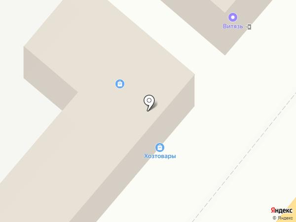 Виконт на карте Энгельса