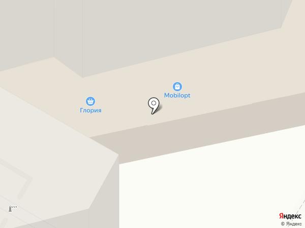 Саропт на карте Энгельса