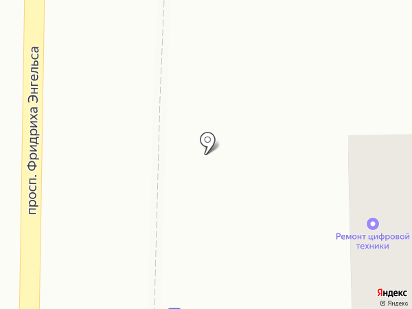BeerMarket на карте Энгельса