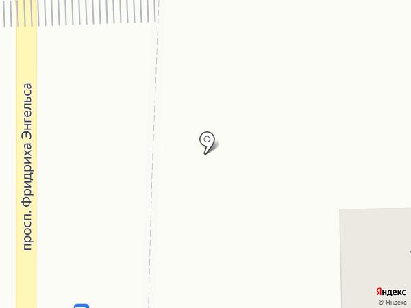 Патриот на карте Энгельса