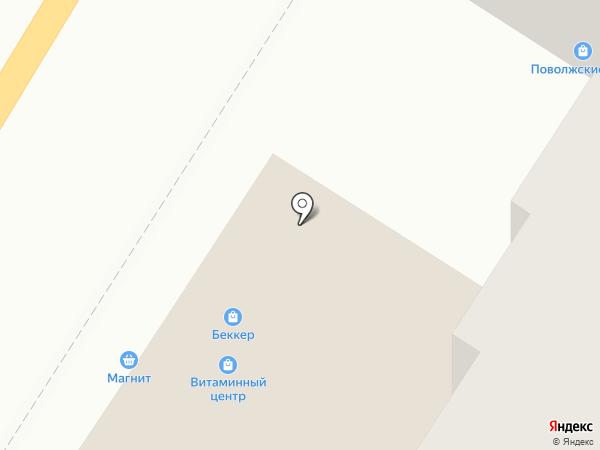 SM-service на карте Энгельса