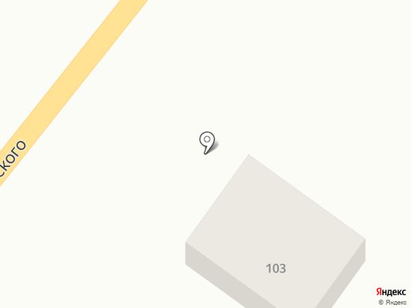 МЭТА на карте Энгельса