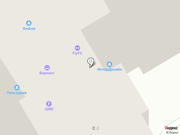 Банкомат, АИКБ Татфондбанк на карте Энгельса