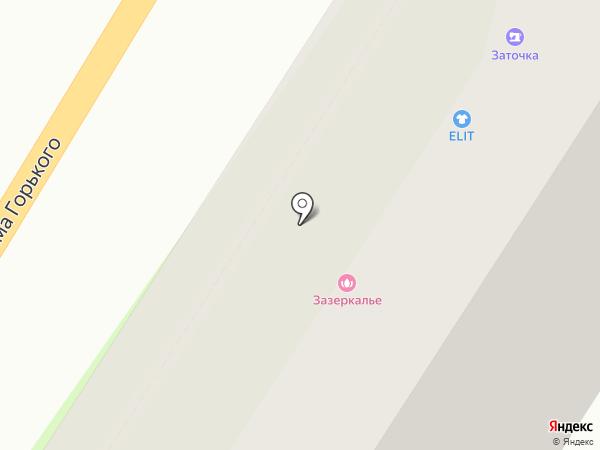 Душевный трикотаж на карте Энгельса