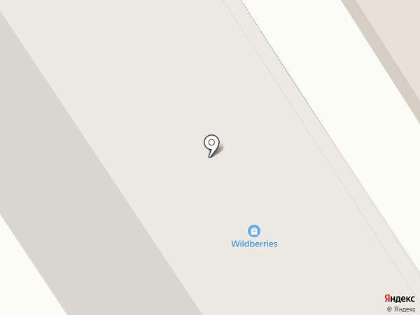 Магазин хлебобулочных изделий на карте Энгельса