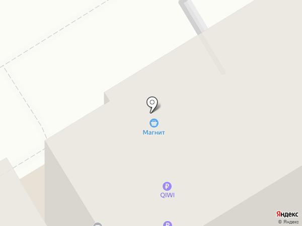 Бусинка на карте Энгельса