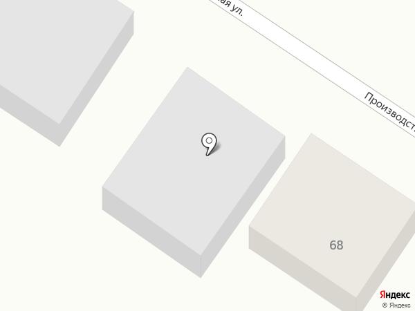 Фабрика сувениров на карте Энгельса