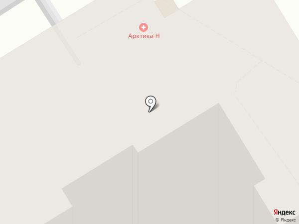 Юниор на карте Энгельса