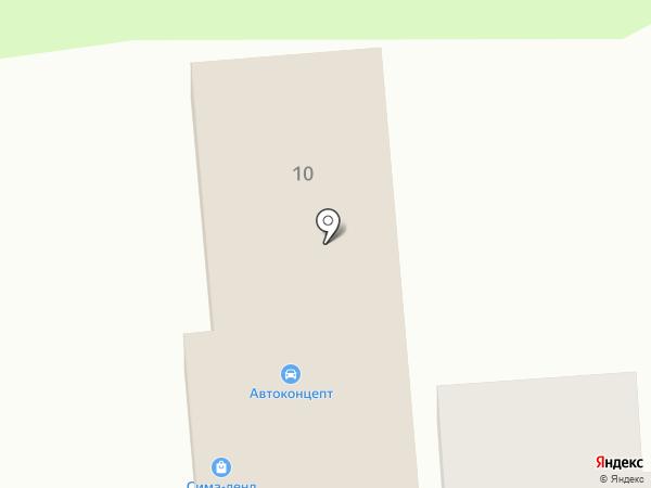 Атлетика на карте Энгельса
