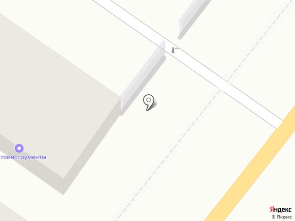 Магазин автотоваров на карте Энгельса