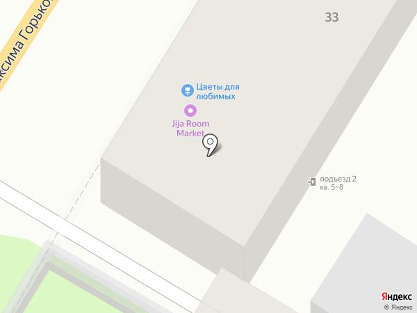 Домотех на карте Энгельса