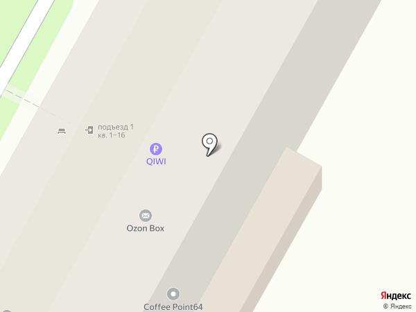 Comepay на карте Энгельса