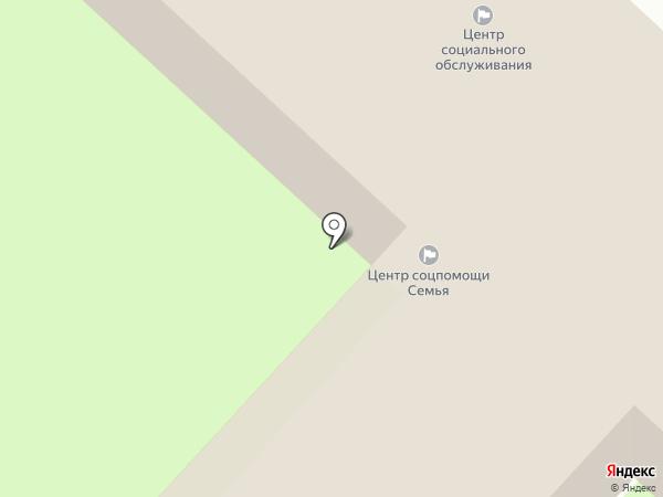 Комплексный центр социального обслуживания населения Энгельсского района на карте Энгельса