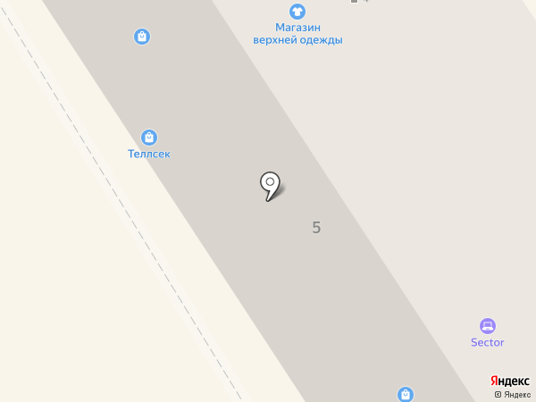 Ателье Цветковой Надежды на карте Энгельса