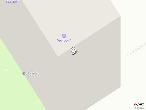 Фрау Шнайдер на карте Энгельса