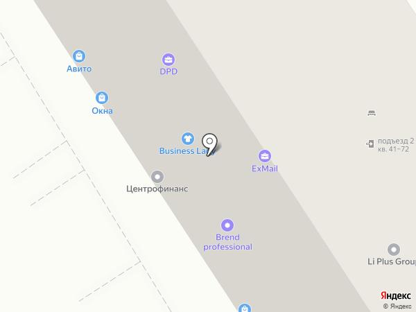 DPD на карте Энгельса