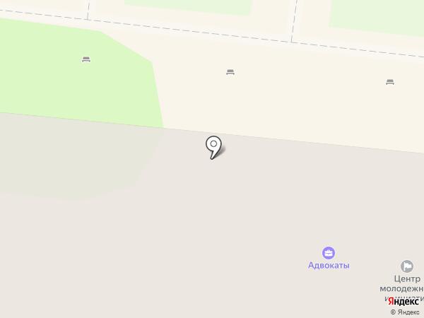 Дарья на карте Энгельса
