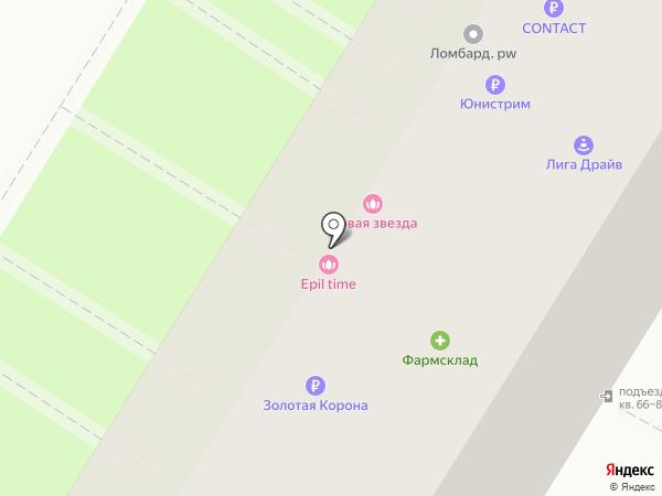 АК Барс банк, ПАО на карте Энгельса