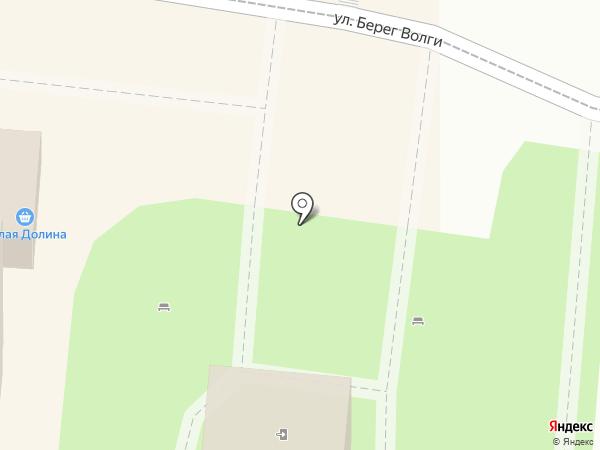 Часовня Покрова Пресвятой Бородицы на карте Энгельса