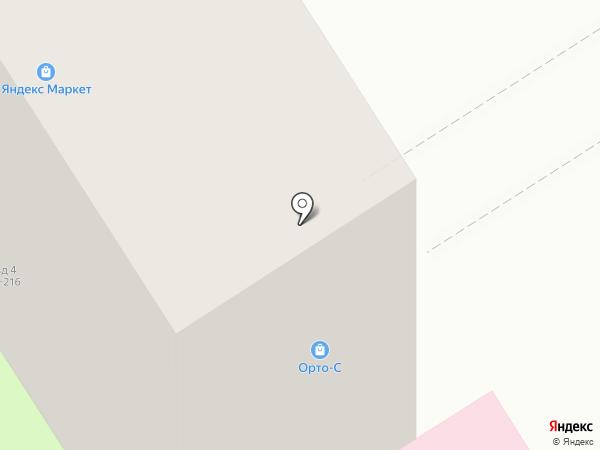 Любава-К на карте Энгельса