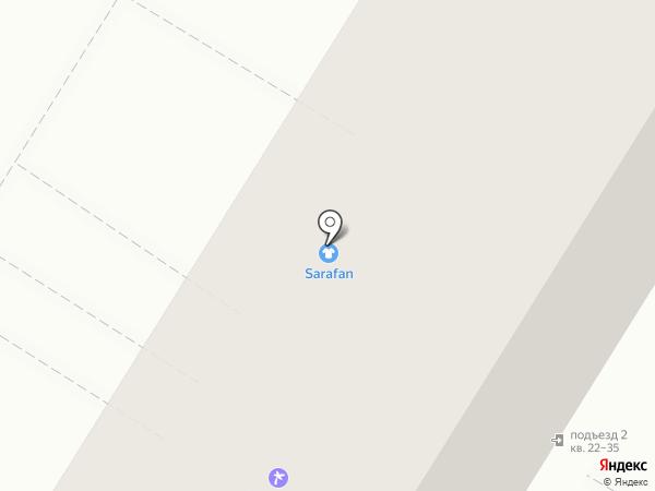Тамбовчанка на карте Энгельса