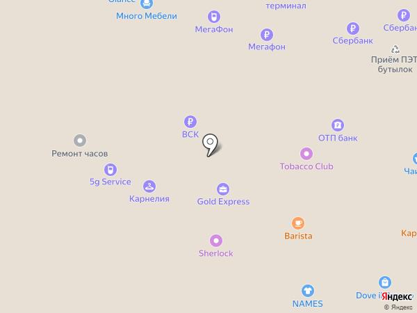 Уютный дом на карте Энгельса