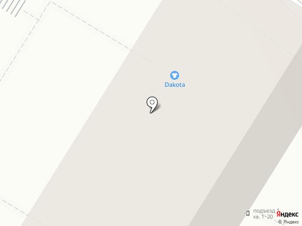 БыстроБанк, ПАО на карте Энгельса