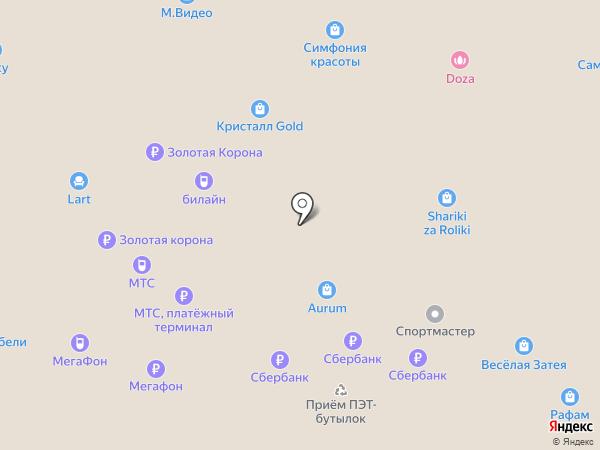 Au на карте Энгельса