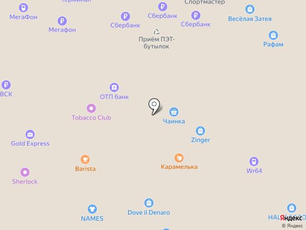 YOTA на карте Энгельса