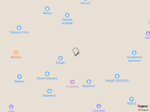 Ногтевая студия на карте Энгельса