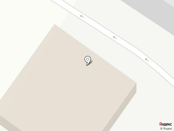 Тролза, ЗАО на карте Энгельса