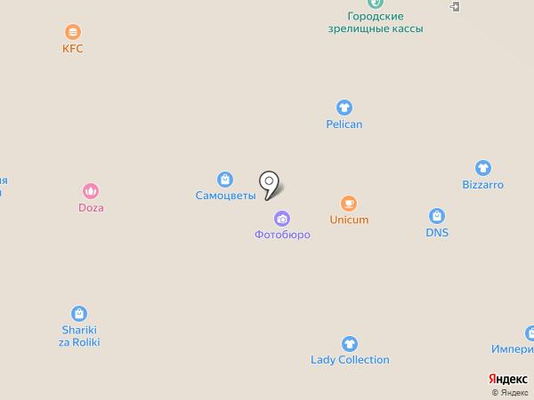Элекснет на карте Энгельса