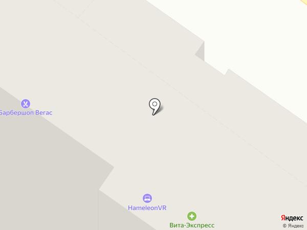 Магазин оптики на карте Энгельса
