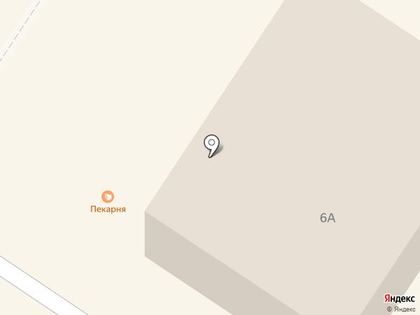 Пекарня на карте Энгельса