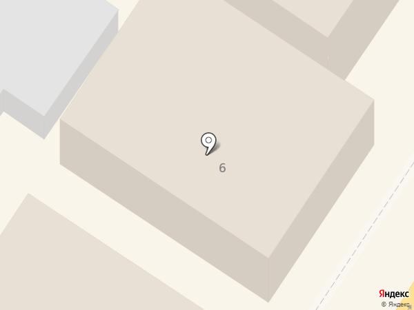 Спринт-Сервис на карте Энгельса