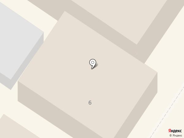 Ясинау на карте Энгельса