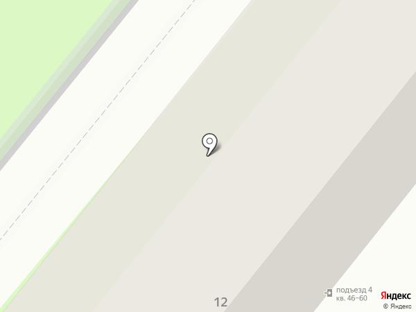 ПСК на карте Энгельса