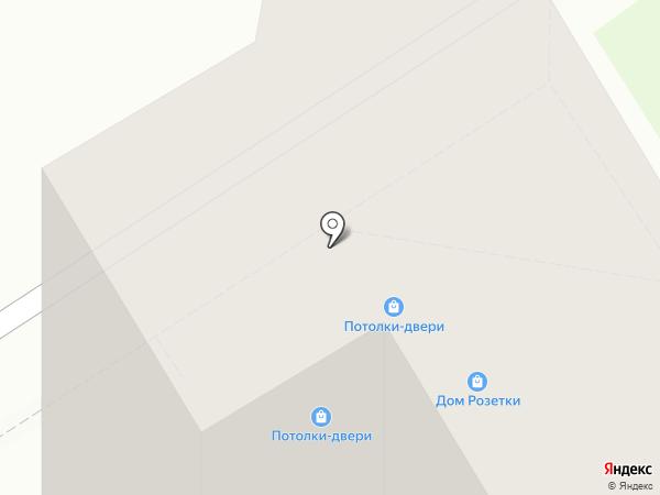 Межрегиональный правовой центр на карте Энгельса