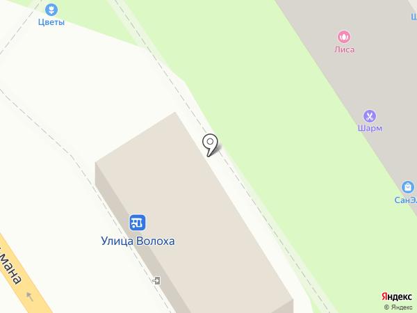BierFest на карте Энгельса