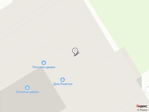 ЭМиР на карте Энгельса