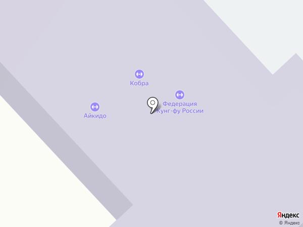 Саратовский архитектурно-строительный колледж на карте Энгельса