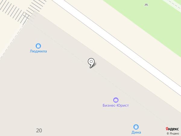 Магазин пряжи на карте Энгельса