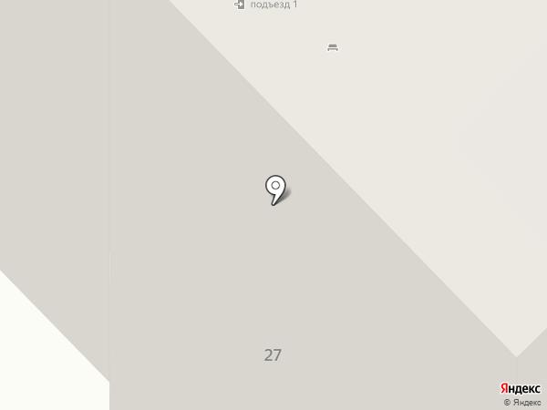 Торгово-строительное управление Энгельсстрой на карте Энгельса