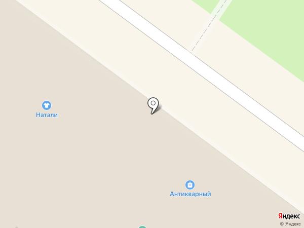 Магазин чая и кофе на карте Энгельса