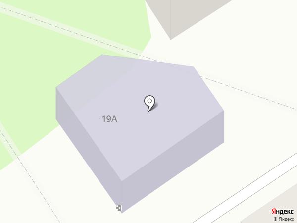 Окна Тисн на карте Энгельса